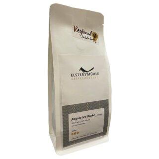 Elstermühle Kaffee August der Starke gemahlen