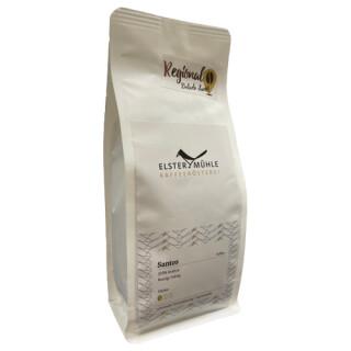 Elstermühle Kaffee Santos Ganze Bohne 250g