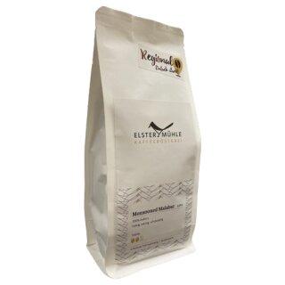 Elstermühle Kaffee Monsooned Malabar Gemahlen 250g