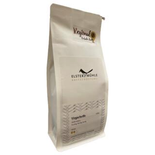 Elstermühle Kaffee Yirgacheffe Ganze Bohne 250g