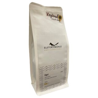 Elstermühle Kaffee Sigri Gemahlen 250g
