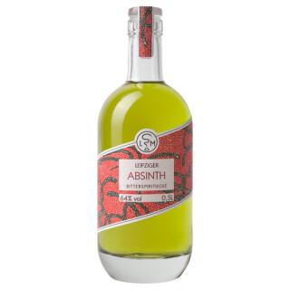 Leipziger Spirituosen Manufaktur Absinth 64%vol 500ml