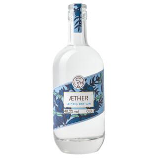 Leipziger Spirituosen Manufaktur Gin Aether 48,2%vol 500ml
