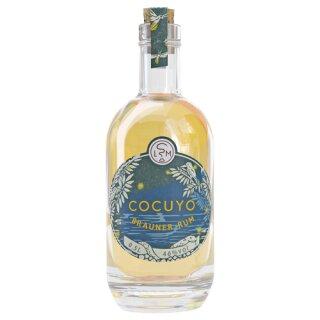Leipziger Spirituosen Manufaktur Rum Cocuyo braun 46%vol 500ml