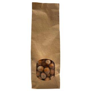 Chocolatier Praetsch Bio-Haselnüsse ganz, abgetütet á 250 g