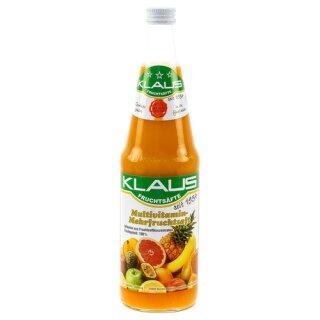 Klaus Multivitamin-Mehrfruchtsaft 0,7l
