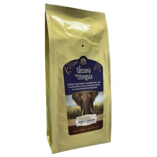 Sächsische Kaffeemanufaktur Grimma Kaffee Tanzania Utengule 250g gemahlen