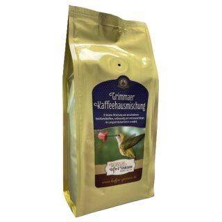 Sächsische Kaffeemanufaktur Grimma Kaffee Grimmaer Kaffeehausmischung 250g Bohne