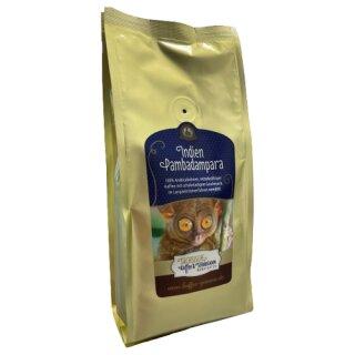 Sächsische Kaffeemanufaktur Grimma Kaffee Indien Pampadampara 250g gemahlen