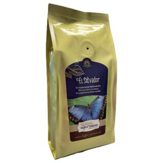 Sächsische Kaffeemanufaktur Grimma Kaffee El Salvador 250g gemahlen