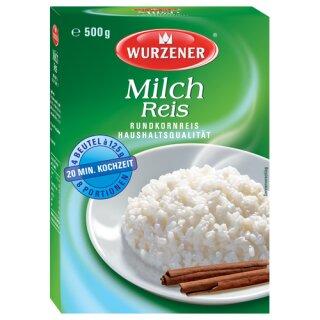 Wurzener Milchreis im Kochbeutel 4x125g