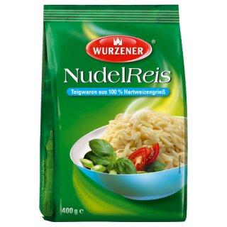Wurzener NudelReis 400g