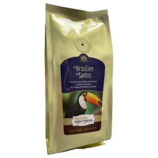 Sächsische Kaffeemanufaktur Grimma Kaffee Brasilien Santos 50g gemahlen