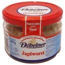 Döbelner Jagdwurst 200g Glas