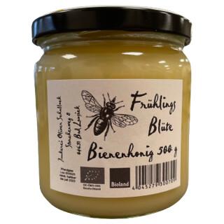 Bioland Imkerei Schallock Frühlingsblüte Bienenhonig 500g