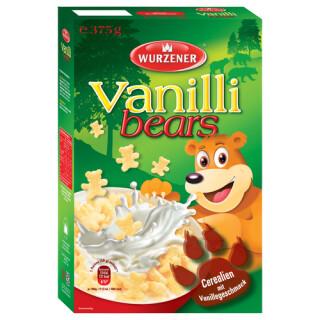 "Wurzener ""Vanilli Bears"" 375g"