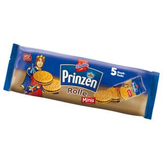 DeBeukelaer Prinzen Rolle Minis Snackpacks 187,5g