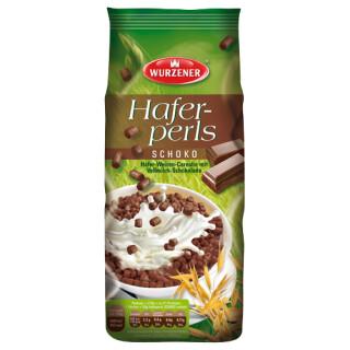 Wurzener Haferperls Schoko 375g