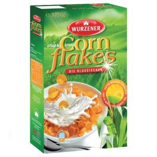 "Wurzener Cornflakes ""crisp & cross"" 375g"