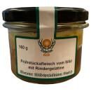Wurzener Wild Wild-Frühstücksfleisch 160g Glas