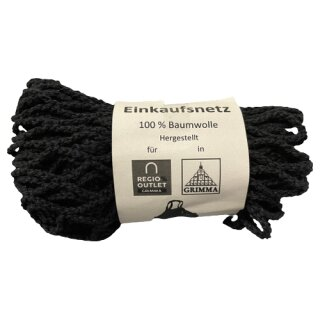 Sunnybaby Grimmaer Einkaufsnetz schwarz