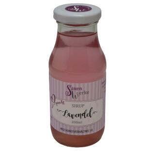 Saxenwerke Sirup Lavendel 200ml