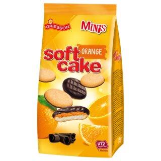 Griesson Soft Cake Orange Minis 125g